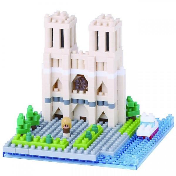 Nanoblock: Cathédrale Notre Dame de Paris