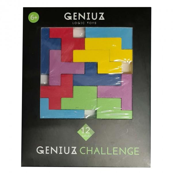Genius Challenge: 12 Stück