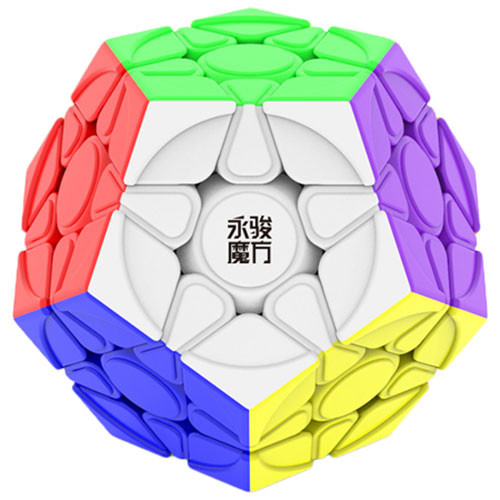 Moyu YoungJun Yuhu Megaminx Magnetic Stickerless Cube