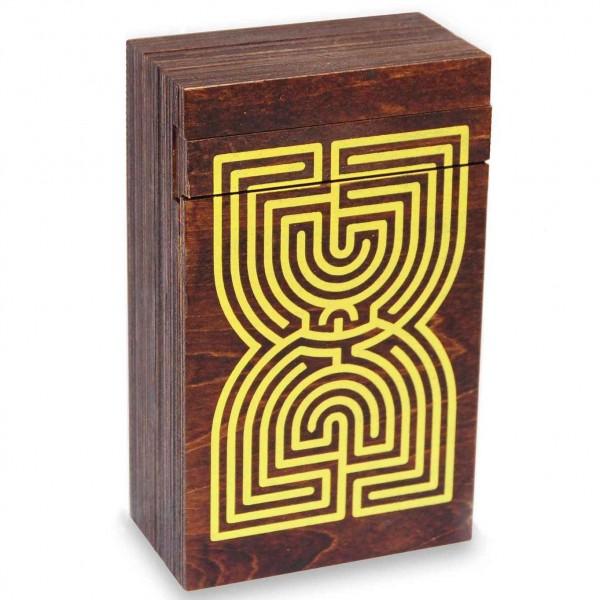 Labyrinth Puzzle Box