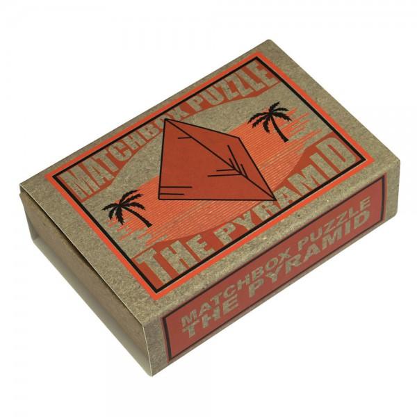 Matchbox Puzzle Pyramide
