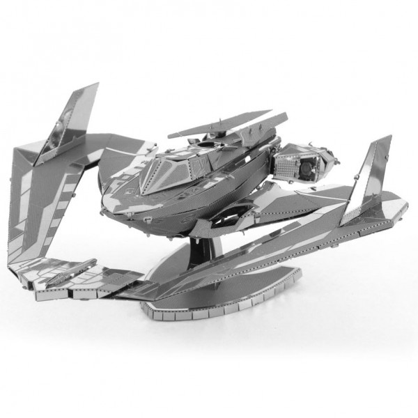 Metal Earth: Batman vs Superman Batwing