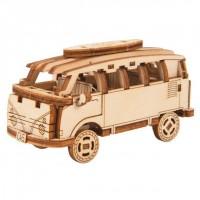 Wooden City Superfast: Retro Ride 1 (Minibus)