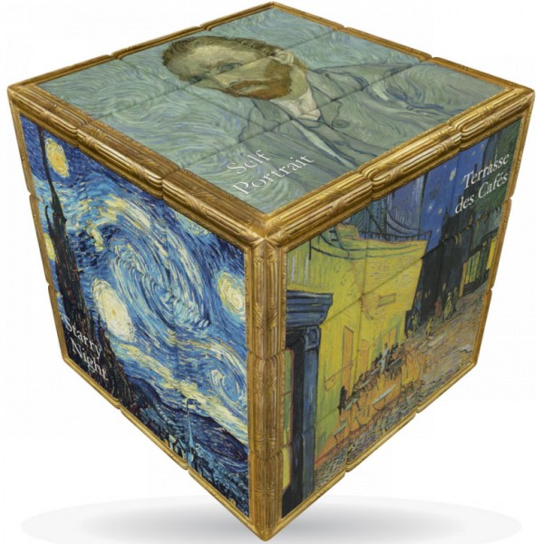 V-Cube 3 - Van Gogh
