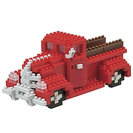 Nanoblock: Pickup Truck