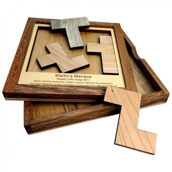 Martin's Menace Puzzle Large
