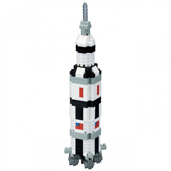 Nanoblock: Saturn V Rocket