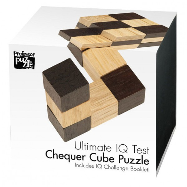Ultimate IQ Test - Chequer Cube