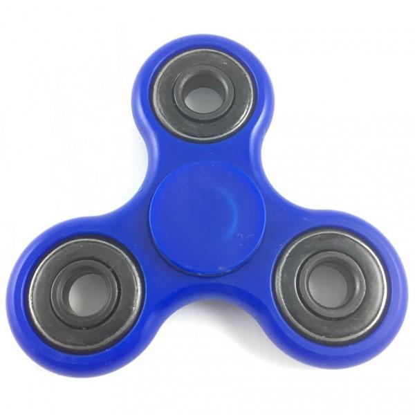 Fidget Spinner Basic Blau