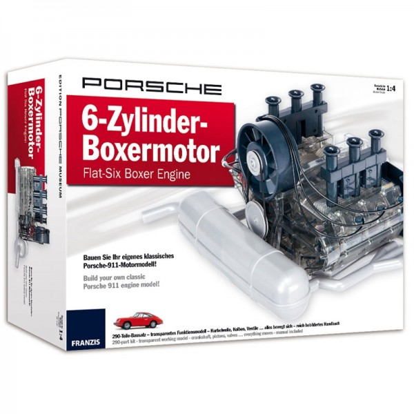 Franzis: Porsche 6-Zylinder Boxermotor