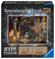 Exit Puzzle: Im Vampirschloss (759 Teile)