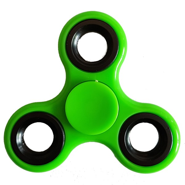 Fidget Spinner grün