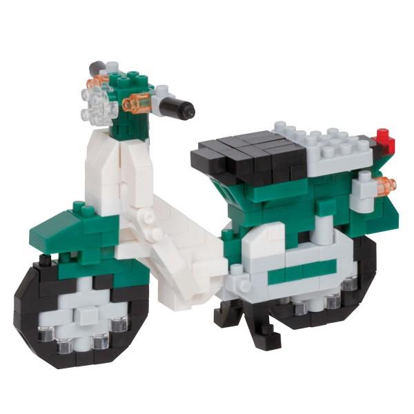 Nanoblock: Honda Super Cub 50 Green