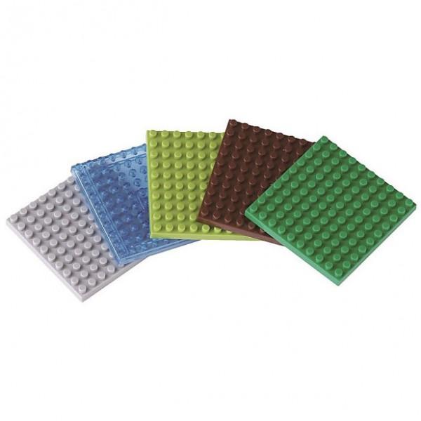 Nanoblock: Plattenset (10×10)