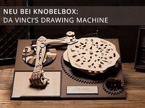 Rokr Da Vinci's Drawing Machine
