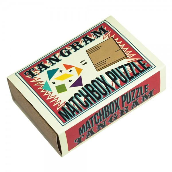 Matchbox Puzzle Tangram