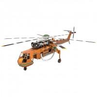 Metal Earth: Iconx Sikorsky S-64 Skycrane