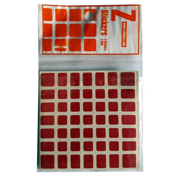 Z-Stickers für MoYu 7x7x7 AoFu GT