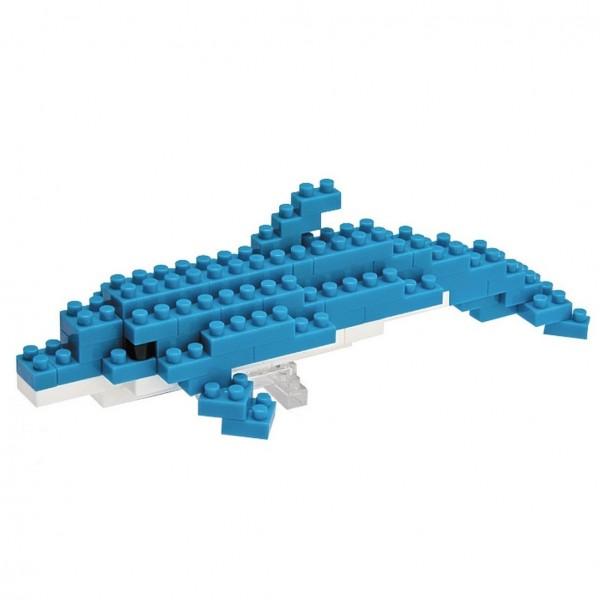Nanoblock: Bottlenose Dolphin