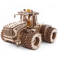 Eco Wood Art: Traktor Kirovets K-7M