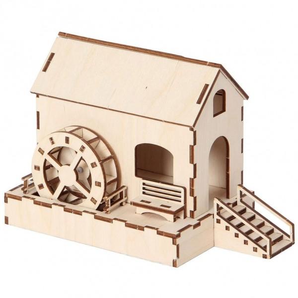 Solar Wassermühle Bausatz