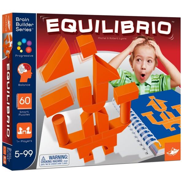 Equilibrio (Brain Builder Series)