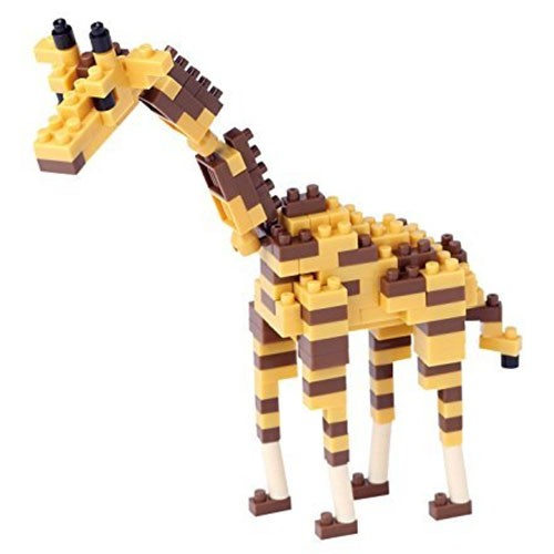 Nanoblock: Giraffe