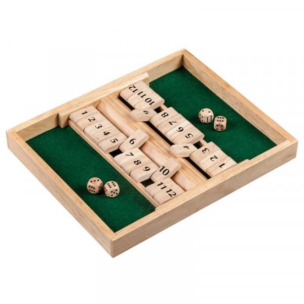 Shut the Box, 12er, 2er Variante