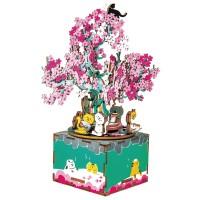 Rolife: Cherry Blossom Tree