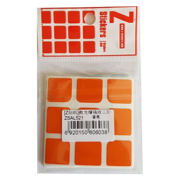 Z-Stickers für MoYu AoLong V2