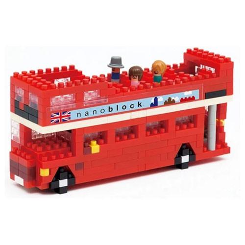 Nanoblock: London Tour Bus