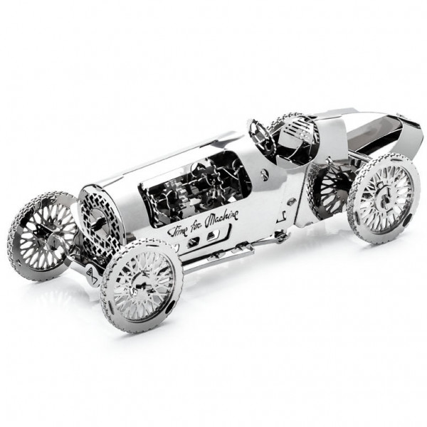 Time for Machine: Silver Bullet (Retro-Rennwagen)