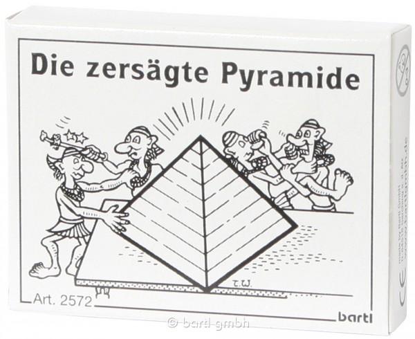 Die zersägte Pyramide