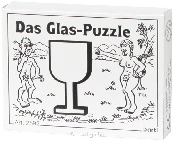 Das Glas-Puzzle