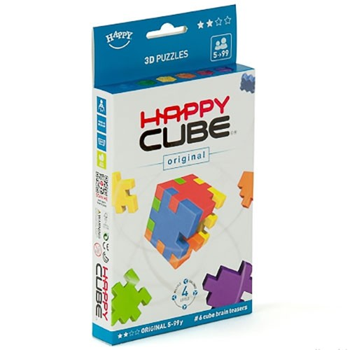 Happy Cube Original 6er-Pack