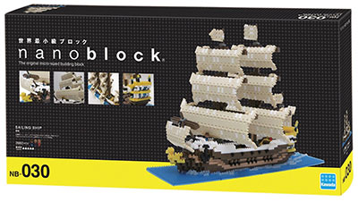 Nanoblock Advanced Hobby Series