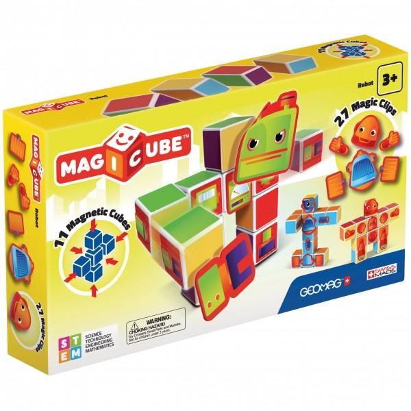 Geomag Magicube Robot
