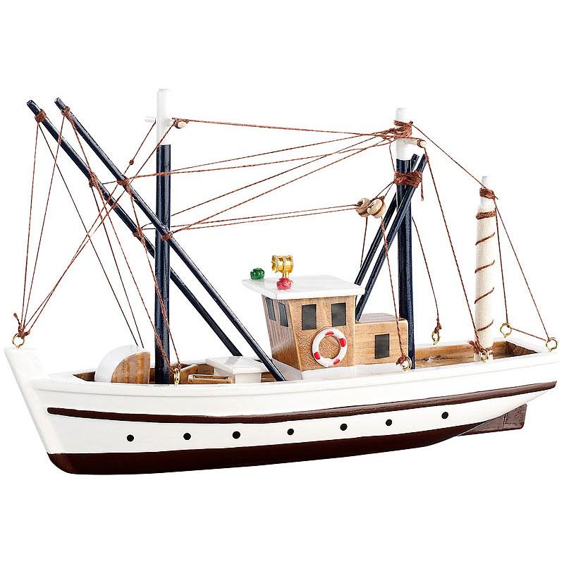 schiff bausatz fischkutter aus holz playtastic nc 9983 910. Black Bedroom Furniture Sets. Home Design Ideas