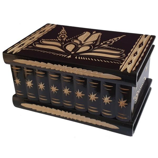 Transylvany Secret Box XL Schwarz