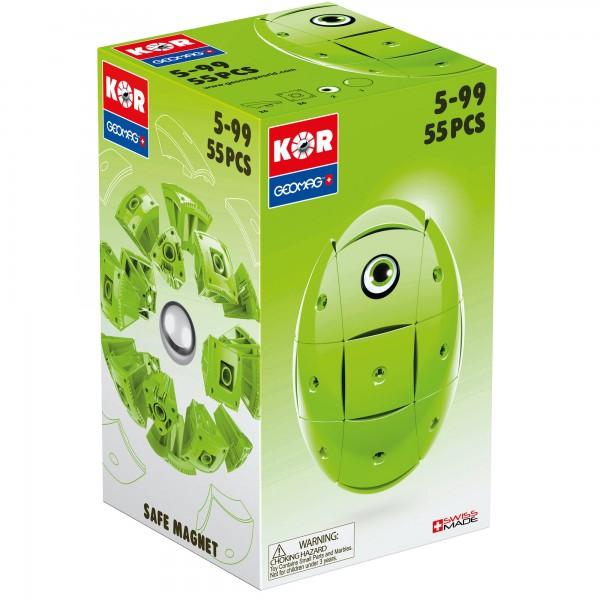 Geomag KOR Color EGG Green 55