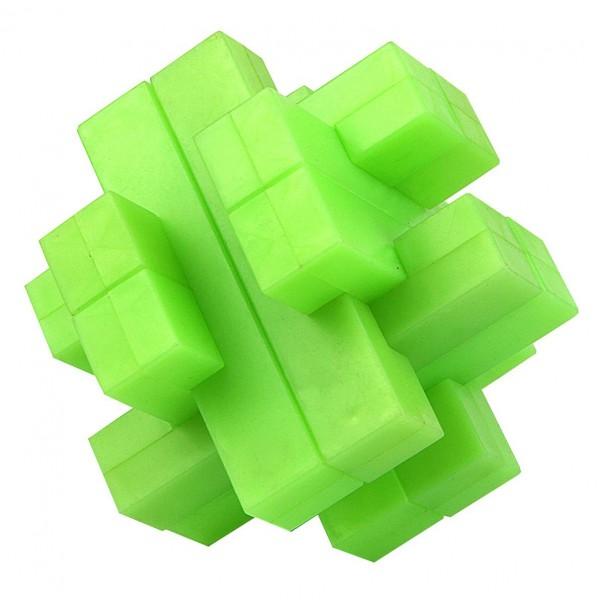"""Fluoreszierendes Puzzle """"Knoten"""""""