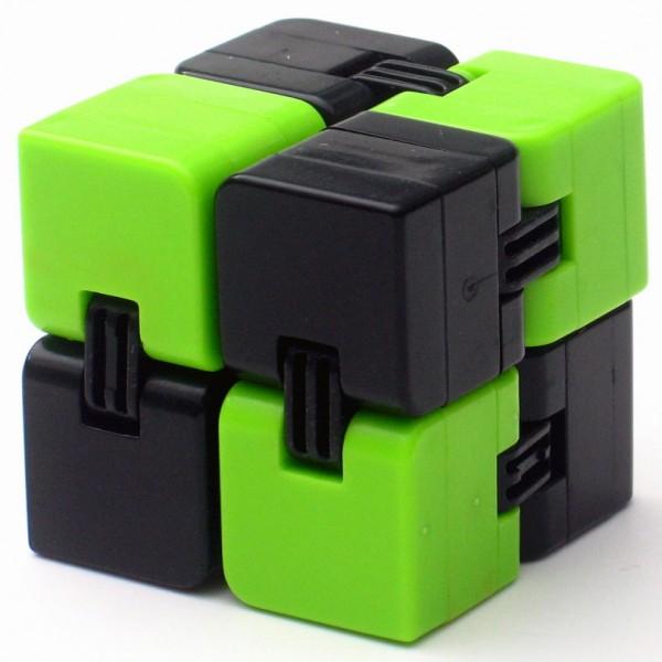 Infinity Cube Schwarz/Grün