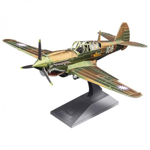 Metal Earth: P-40 Warhawk