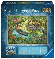 Exit Puzzle Kinder: Die Dschungelexpedition (368 Teile)