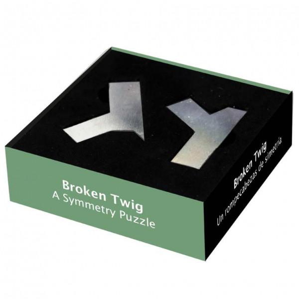 Krasnoukhov's Symmetry Puzzle Broken Twig
