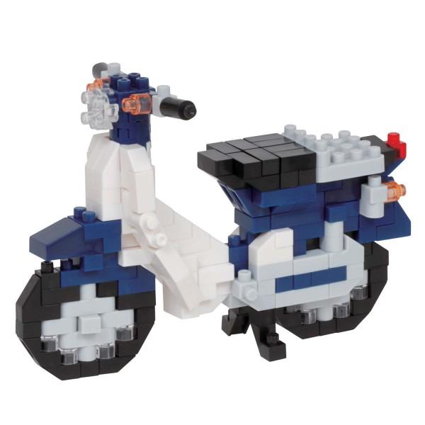 Nanoblock: Honda Super Cub 50 Blue