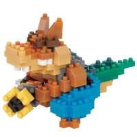 Nanoblock: Crash Bandicoot Dingodile