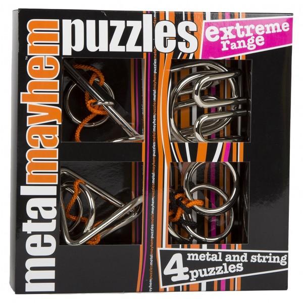 Professor Puzzle Metal Mayhem Puzzles