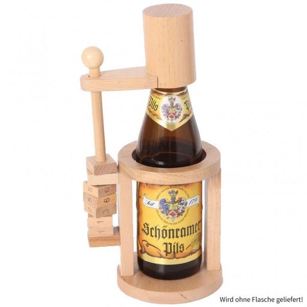 """Flaschenpuzzle """"Magic Lock"""" (für kleine Flaschen)"""