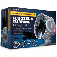 Franzis: Flugzeugturbine Jet-Engine (neue Version)
